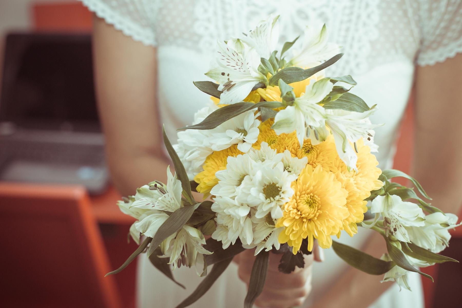 החתונה של עינת ודן