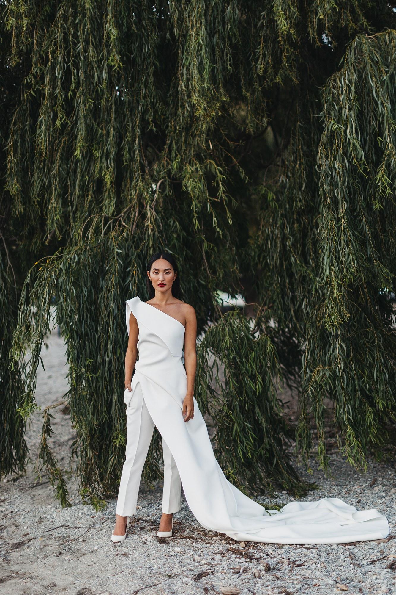 לקראת היום הגדול של קיארה פראני: השראה מחתונות הורסות של 5 בלוגריות אופנה