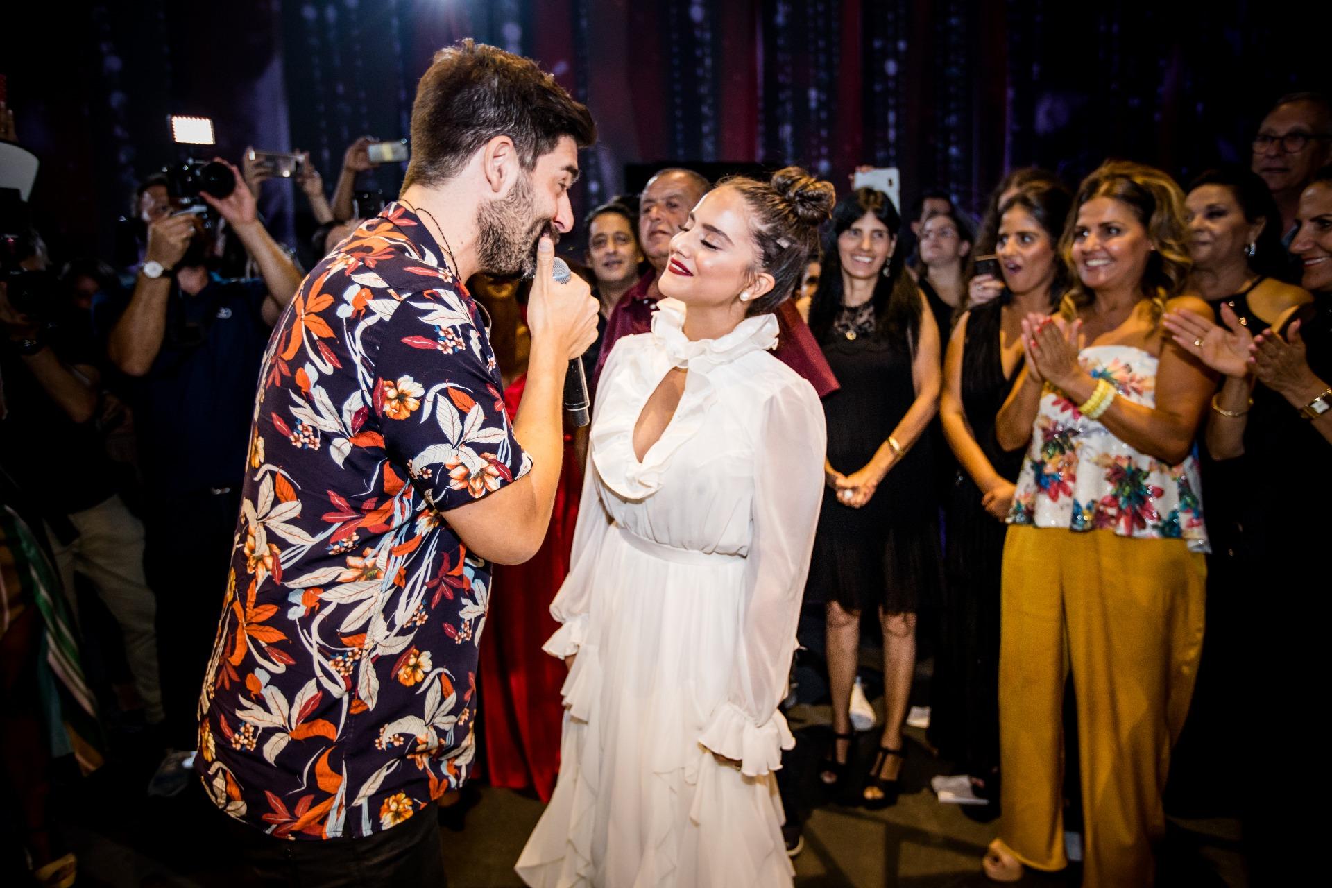 All That Glam: החתונה של עמית ועומר