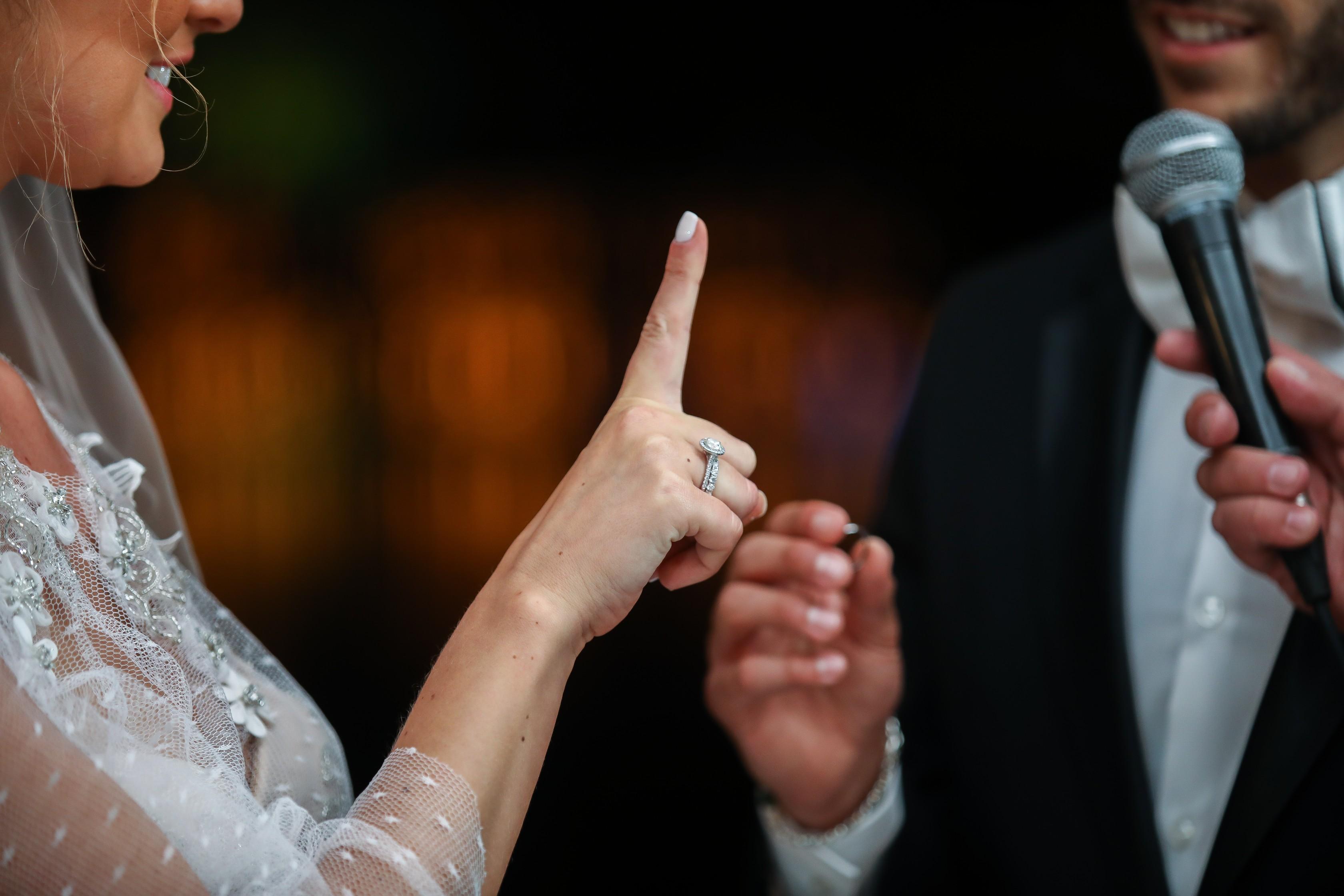 Hubby Wifey Goals: החתונה של מיה ולירן