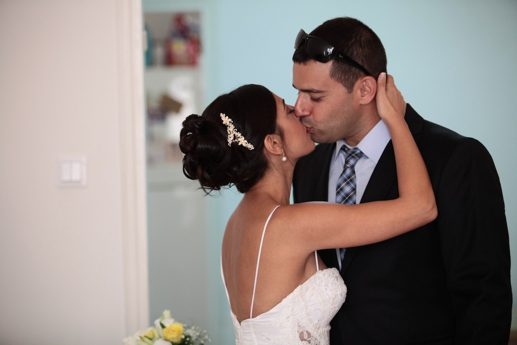 החתונה של רויטל וצחי