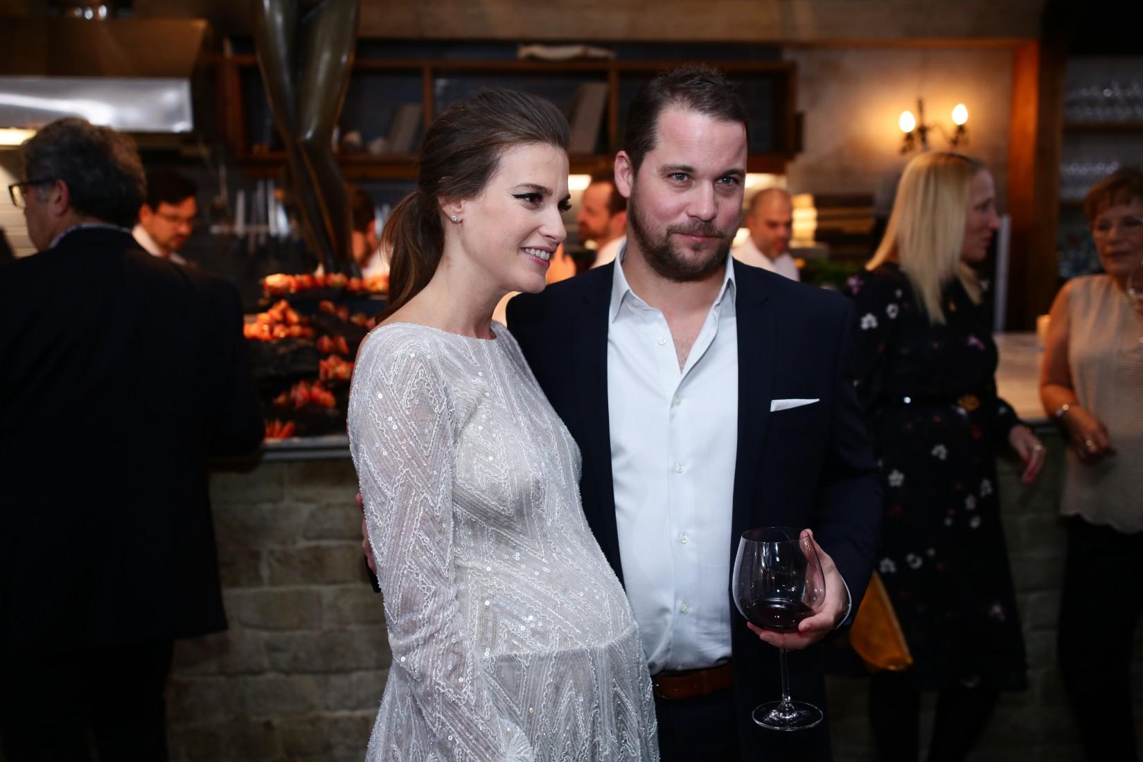 רגע לפני הלידה: וויקנד החתונה של רונה ויובל