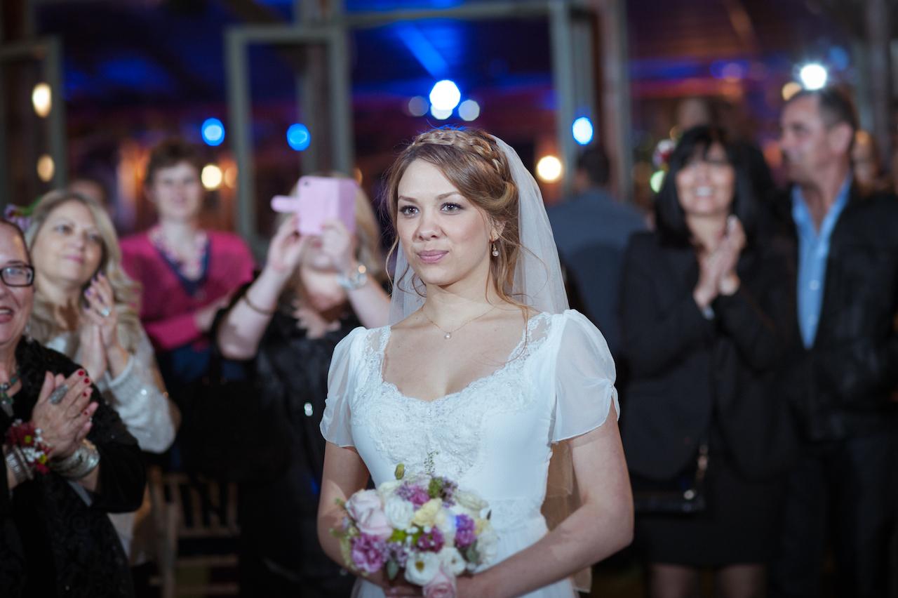 כלה באולסטארז: מאשה וערן