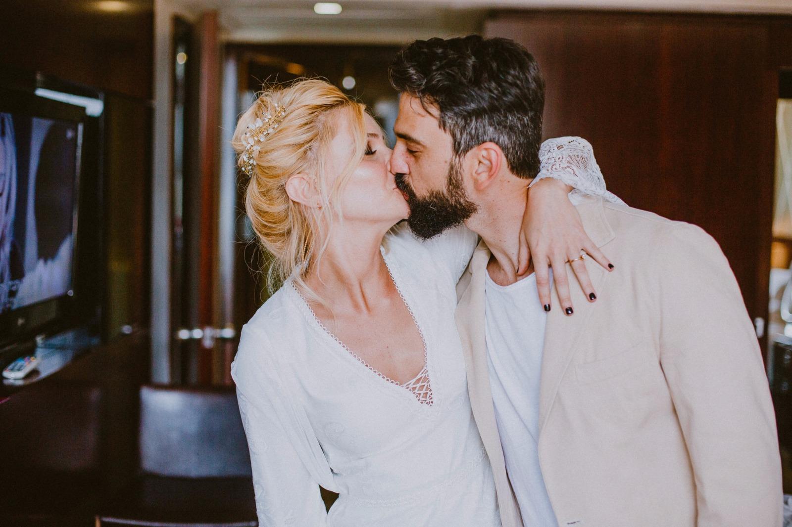 פרצו לחופה בריצה: החתונה של תום ואיילה