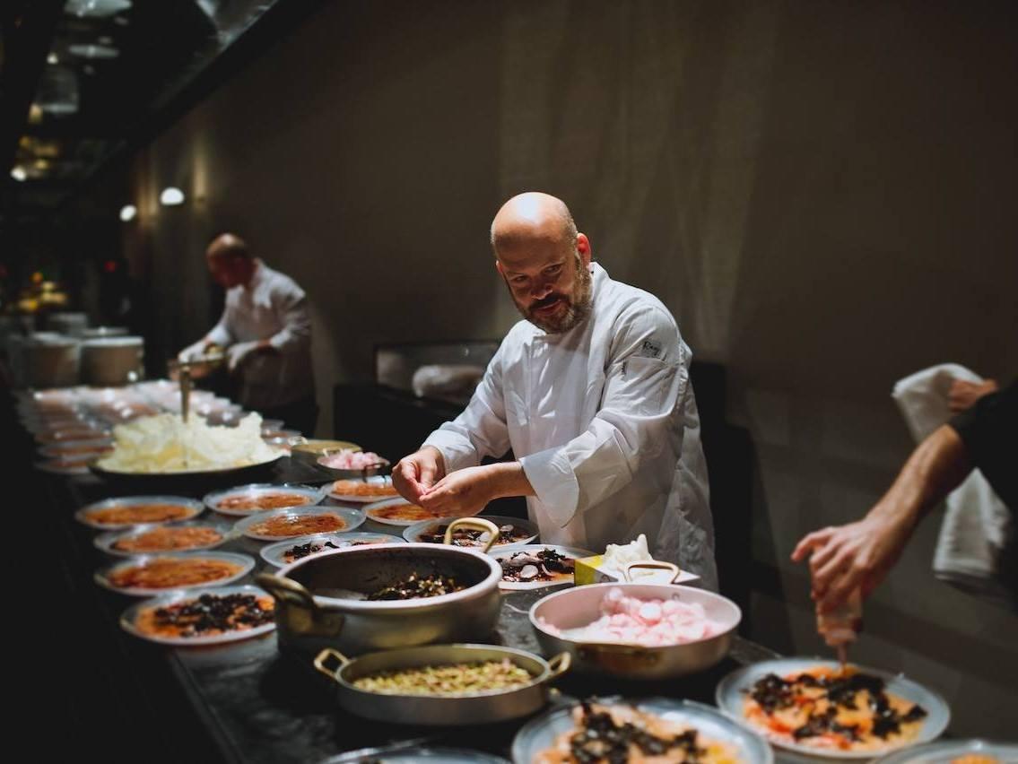 פודיז התפקדו: שישה מקומות לחתונה עם אוכל יוצא דופן