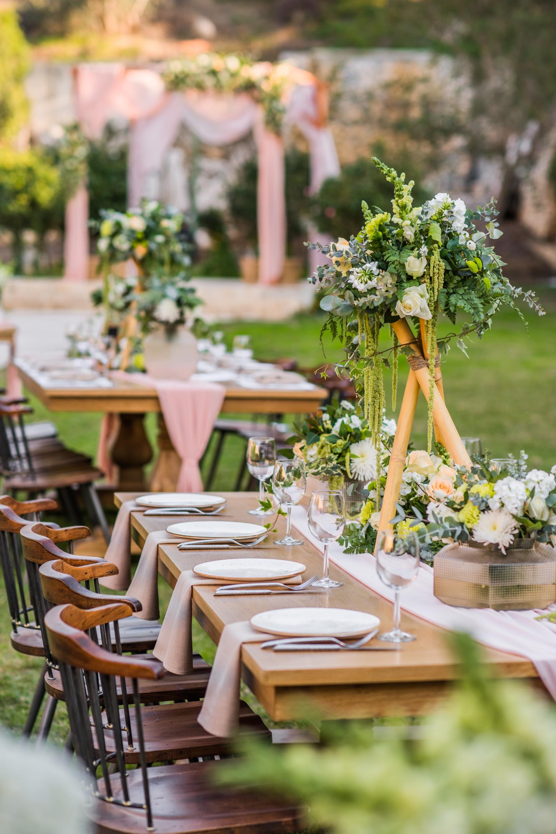 100% Vegan: המדריך המלא לחתונה טבעונית