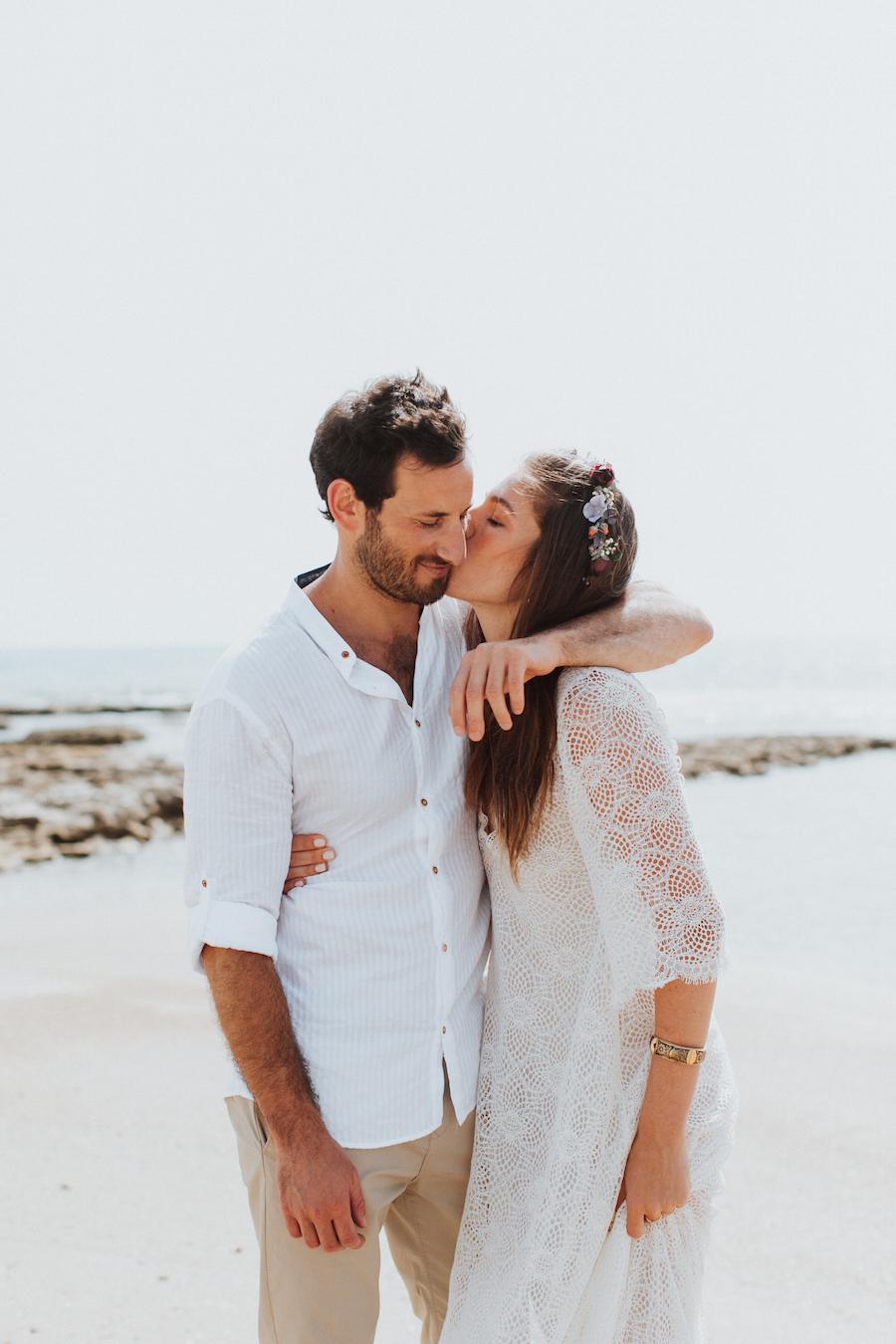 התחתנו בכפר דייגים: החתונה של בר ותמיר