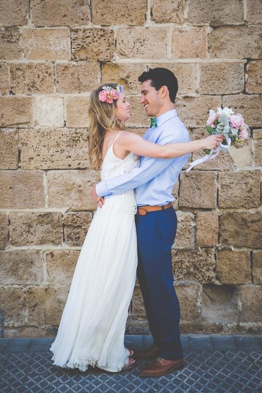 חתונה מול הים: דנה ועומר