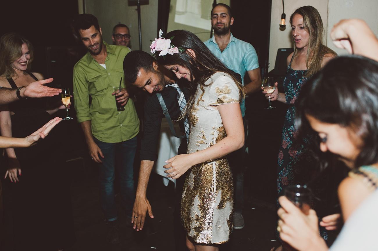 ירושלים - תל אביב: חתונה בשתי ערים ובית כנסת אחד