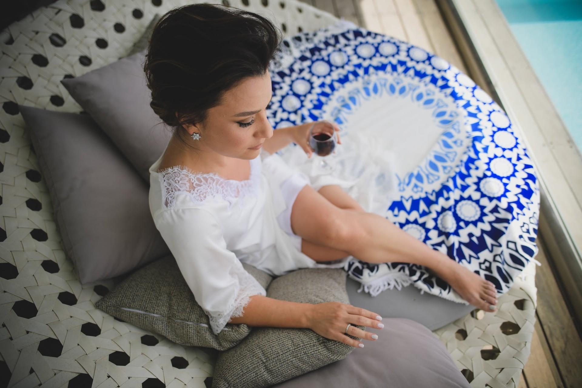גלאם בעיצוב עצמי: החתונה של שני וצח
