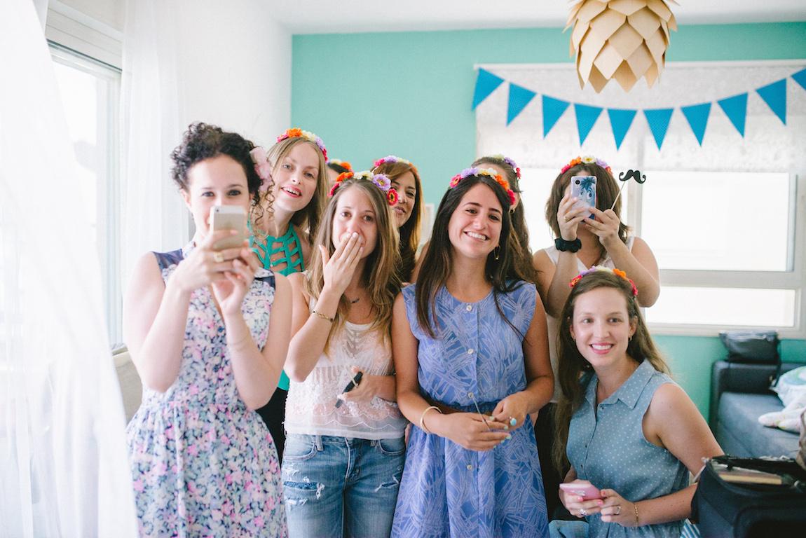 סושיאל מדיה בחתונה: כך תעשו זאת נכון