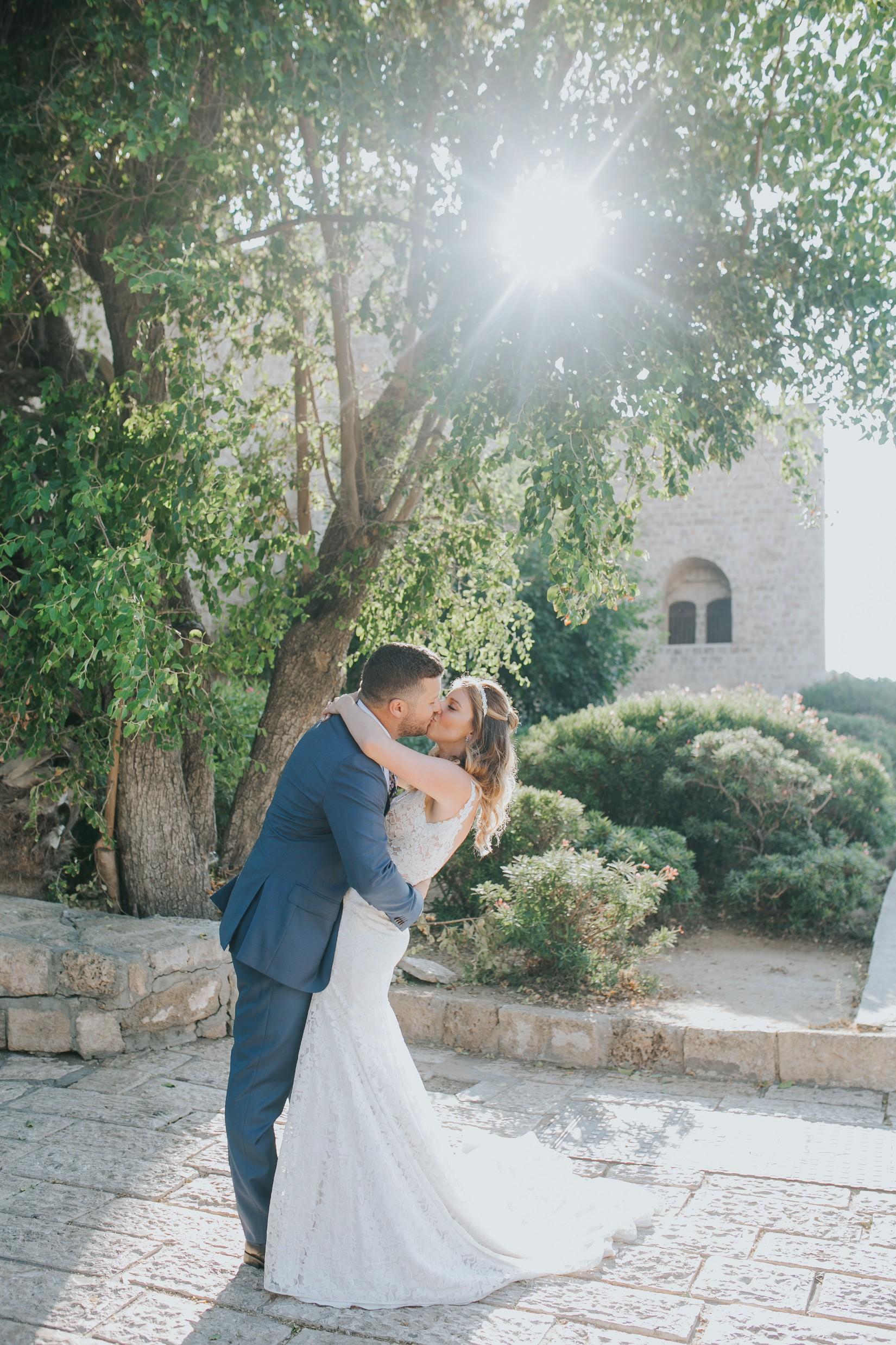 לארגן חתונה ב-10 ימים: היום הגדול של לורן וגיא