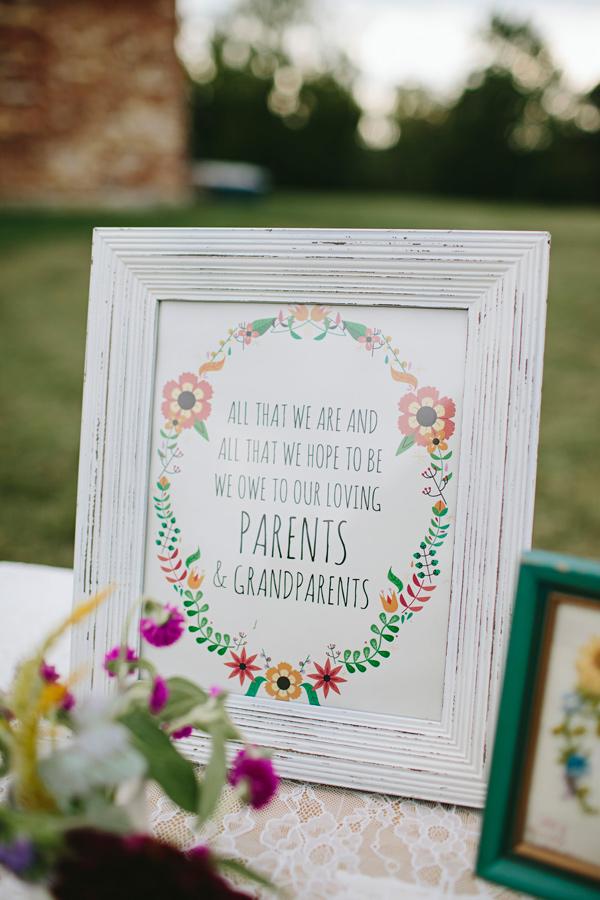 משהו מהלב: מחוות מרגשות להורים