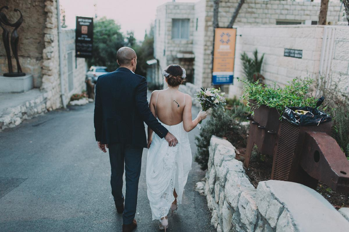 חתונת הבוהו שיק של יהלי ואיתי