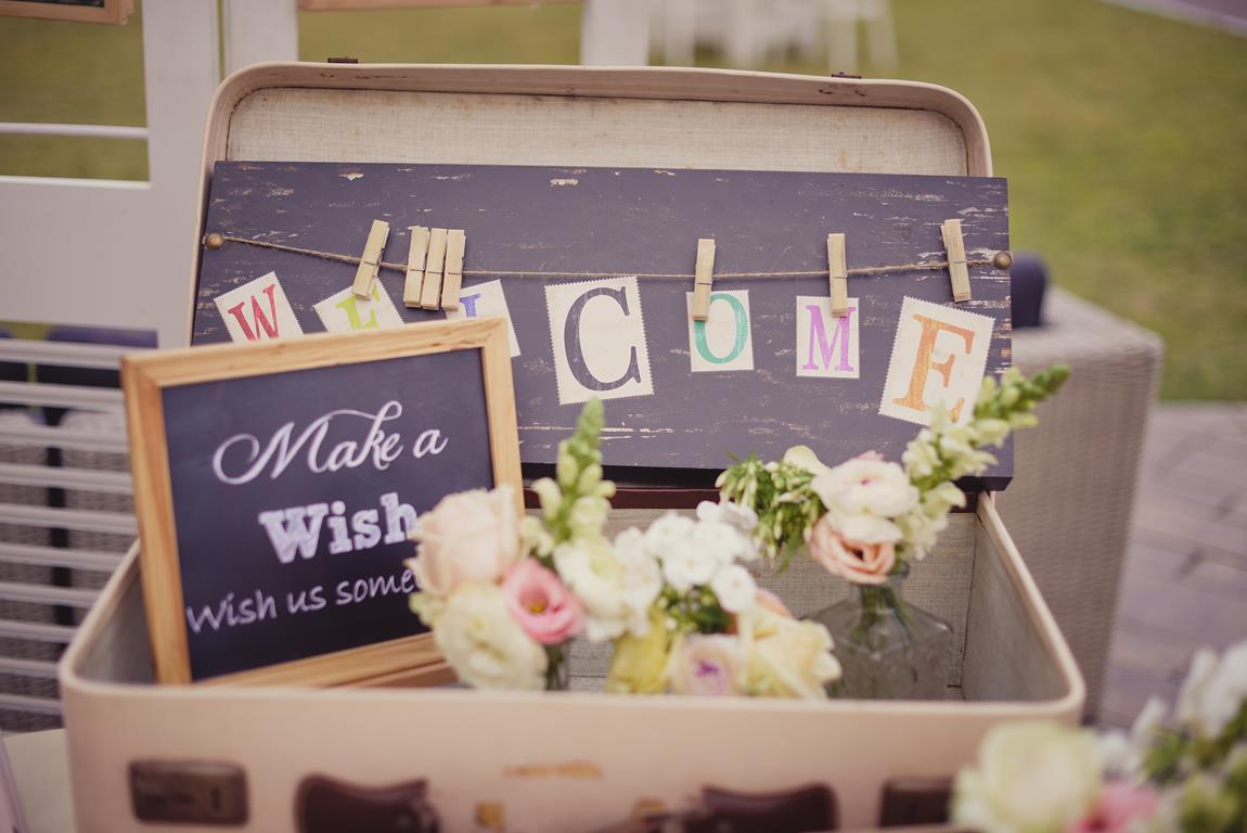 חתונת DIY של גילי ותומר