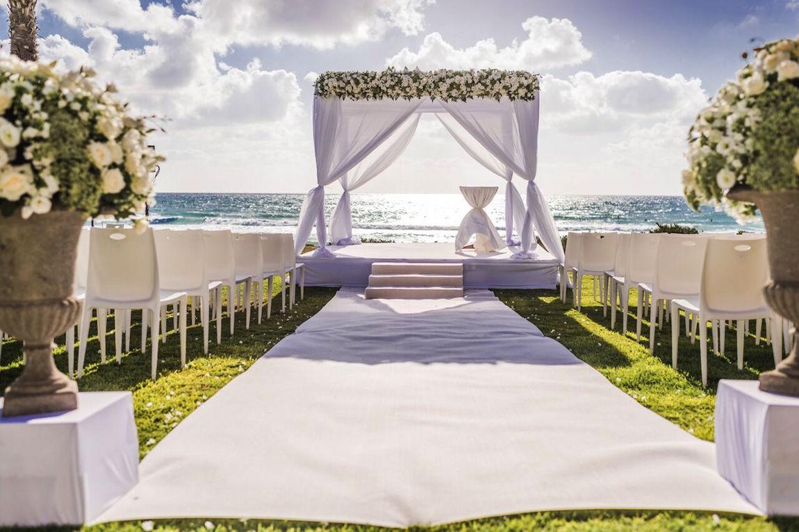חתונה מושלמת ליד הים: כוכב הים החדש