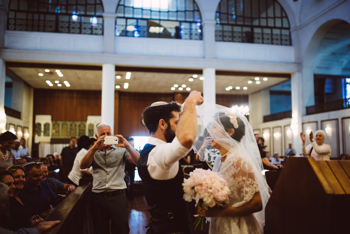 בתי כנסת מהממים לחתונה