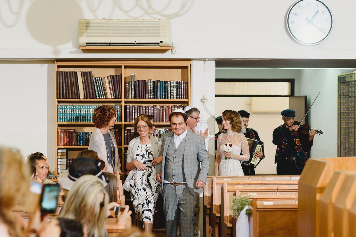 Urban Love: החתונה התל אביבית של שרה ומיכאל
