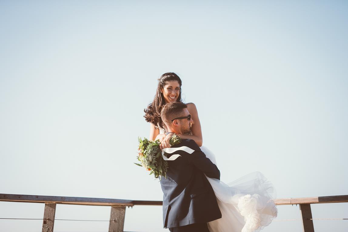 החתונה של גיא ויעל