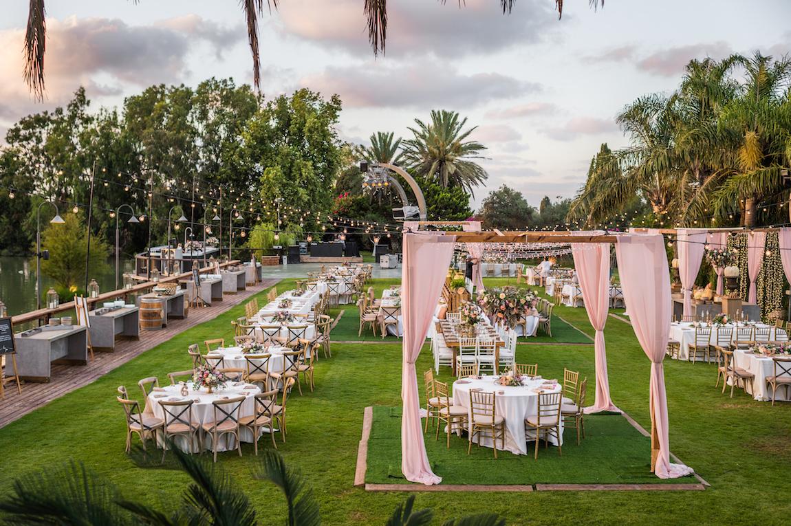 מניו יורק לישראל: החתונה של ליסה ויואב