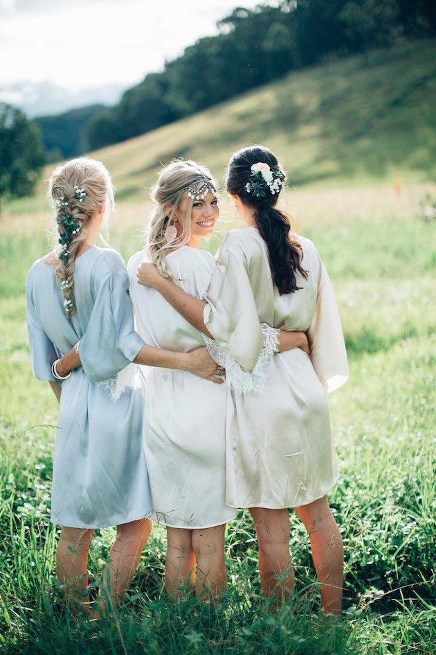 חלוקים מהממים לבוקר החתונה