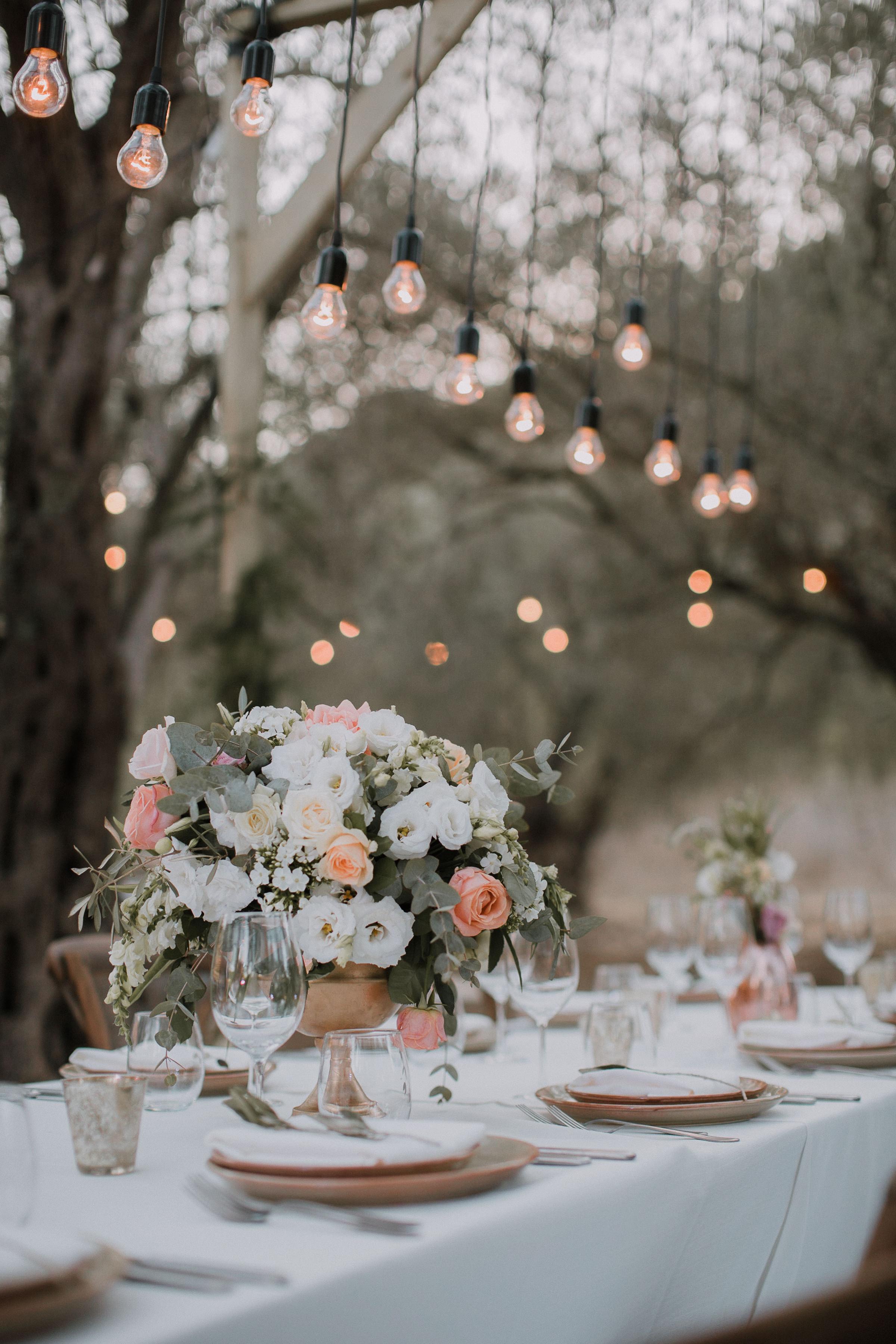 """חתונת מוצ""""ש אינטימית וקסומה"""