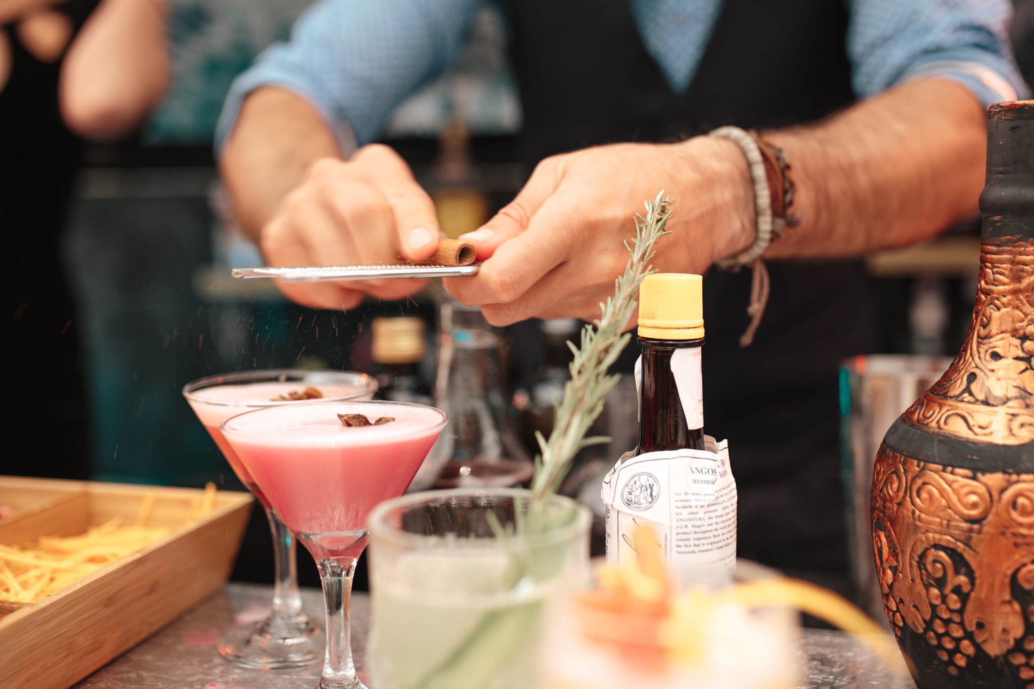 נעים להכיר: Cocktail Car