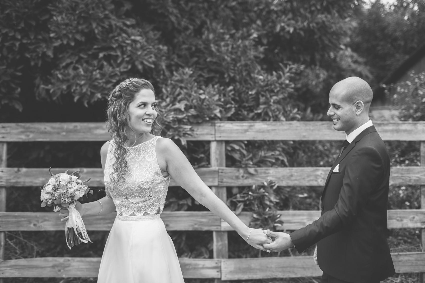 חתונה בגן ורדים