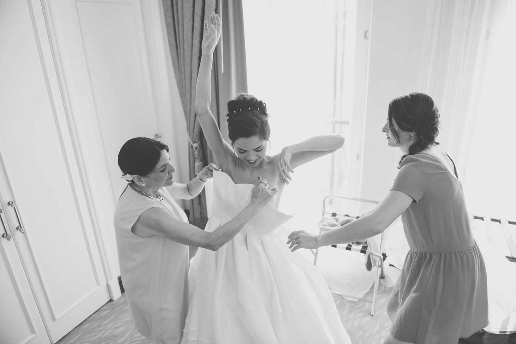 10 תמונות של רגעים מרגשים מחדר הכלה