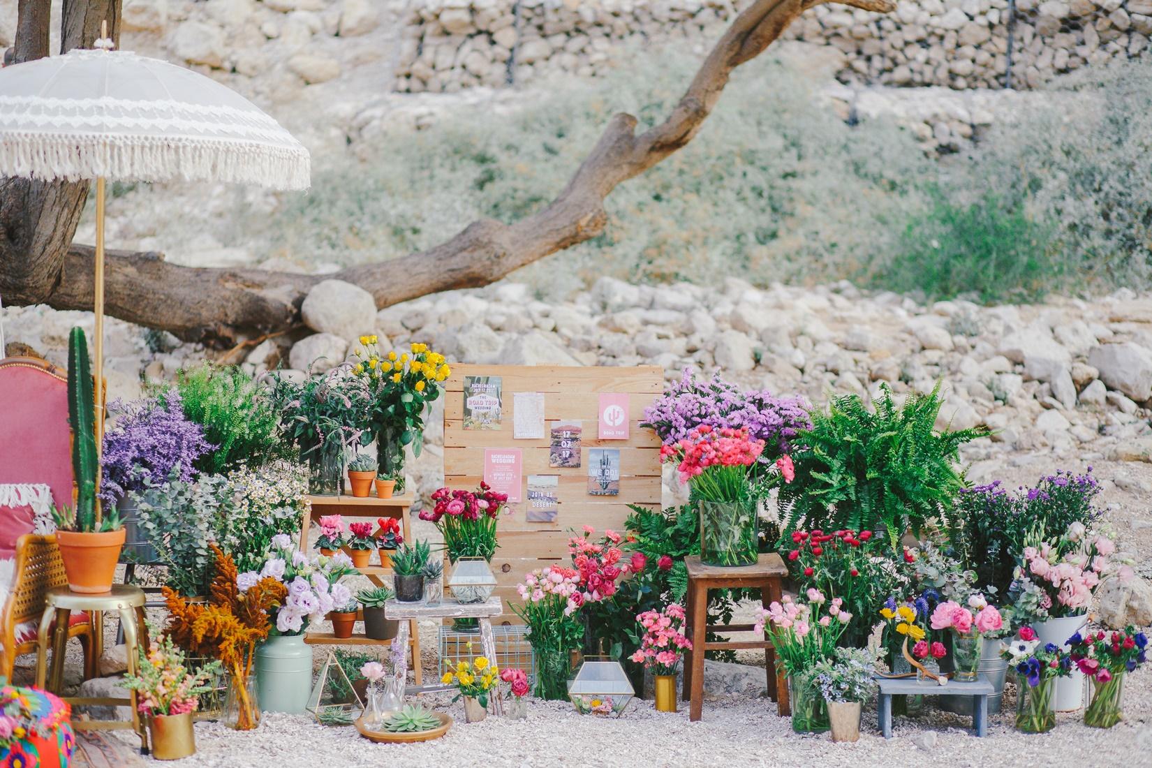 חתונה במדבר - בלוג חתונות מיי דיי