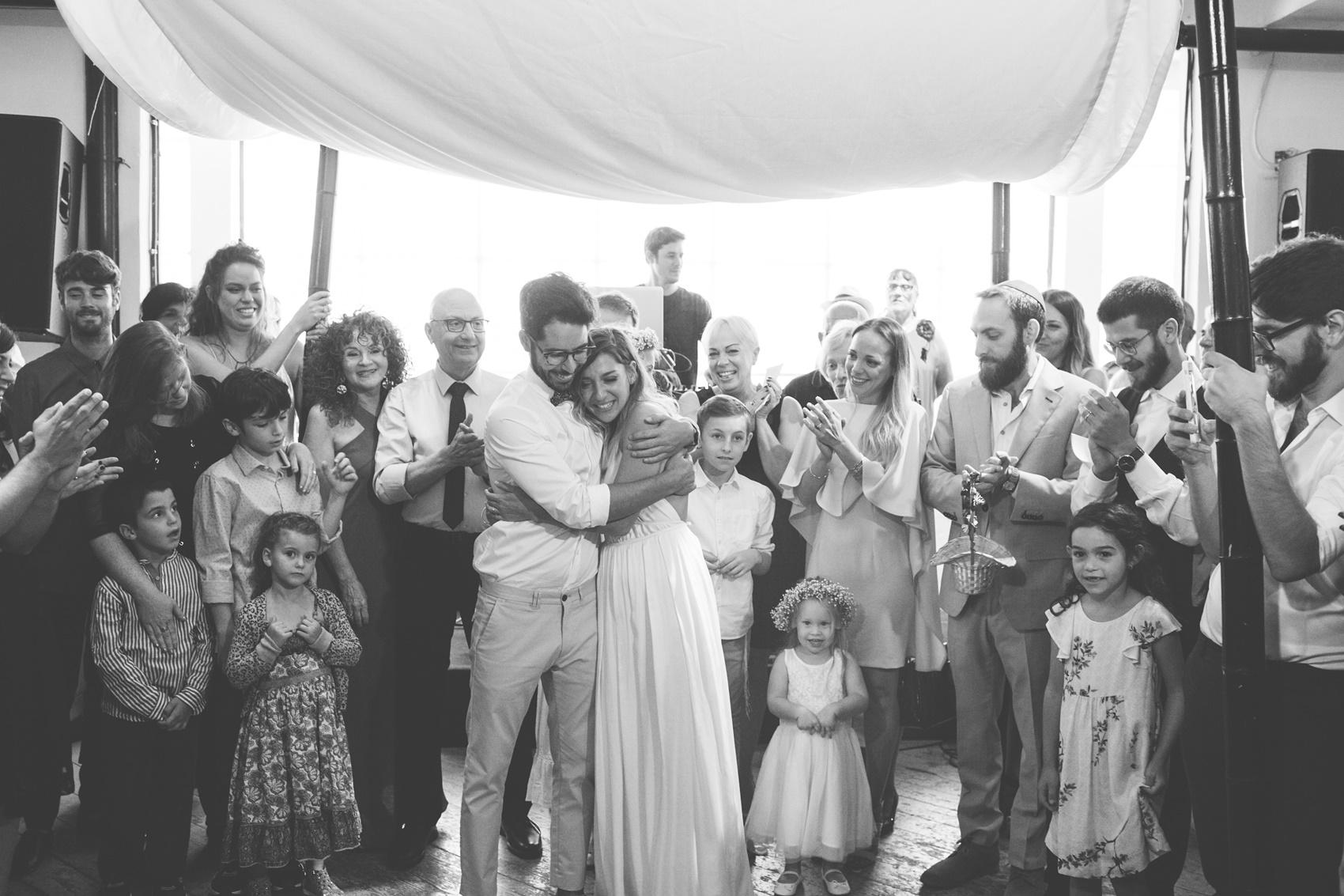 הצלמים בוחרים: תמונות מרגשות מטקס החופה
