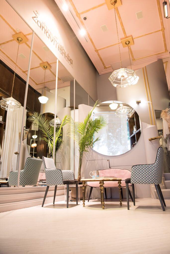 הסטודיו החדש של זהבית תשובה בכיכר המדינה