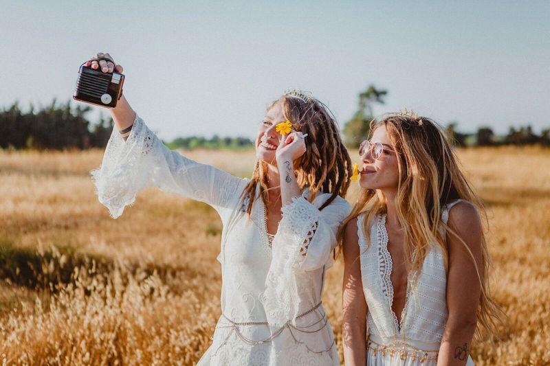Festival Vibes: הפקת כלות באווירת קואצ'לה
