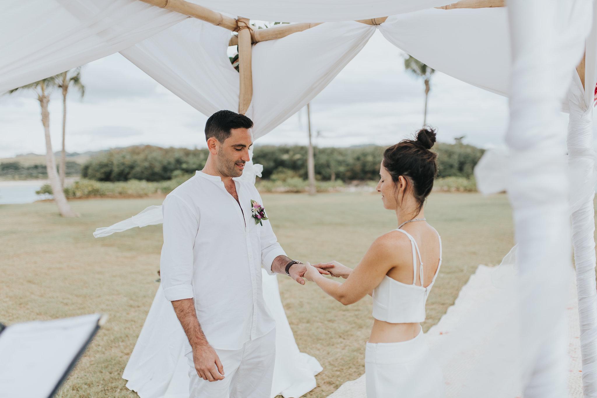 מפיג׳י באהבה: החתונה של דנה וגיא