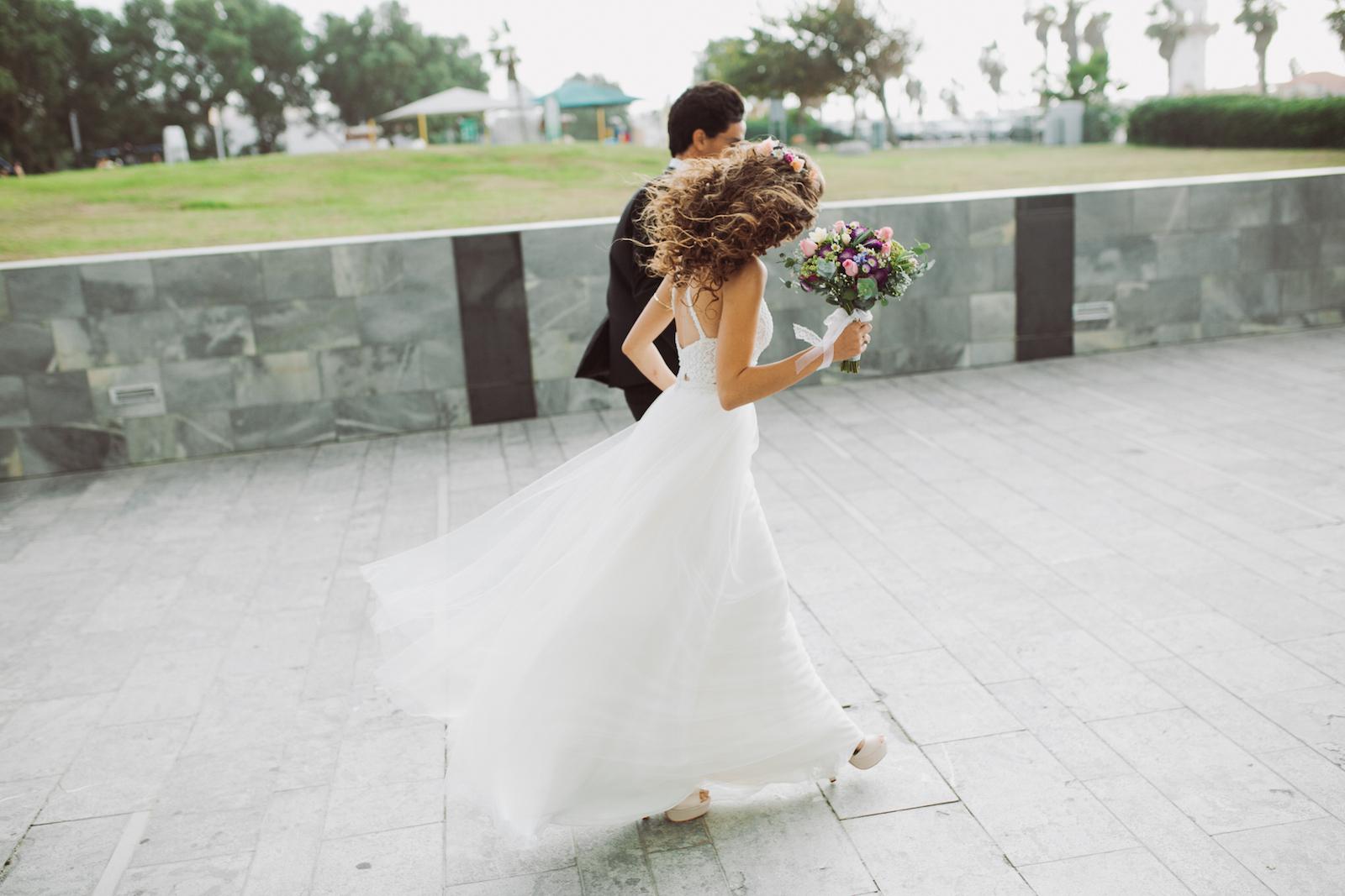החתונה של קארין ועמרי