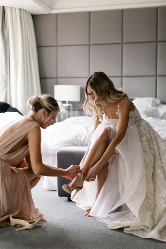 8 משפטים שאסור להגיד לחברה הכי טובה שמתחתנת