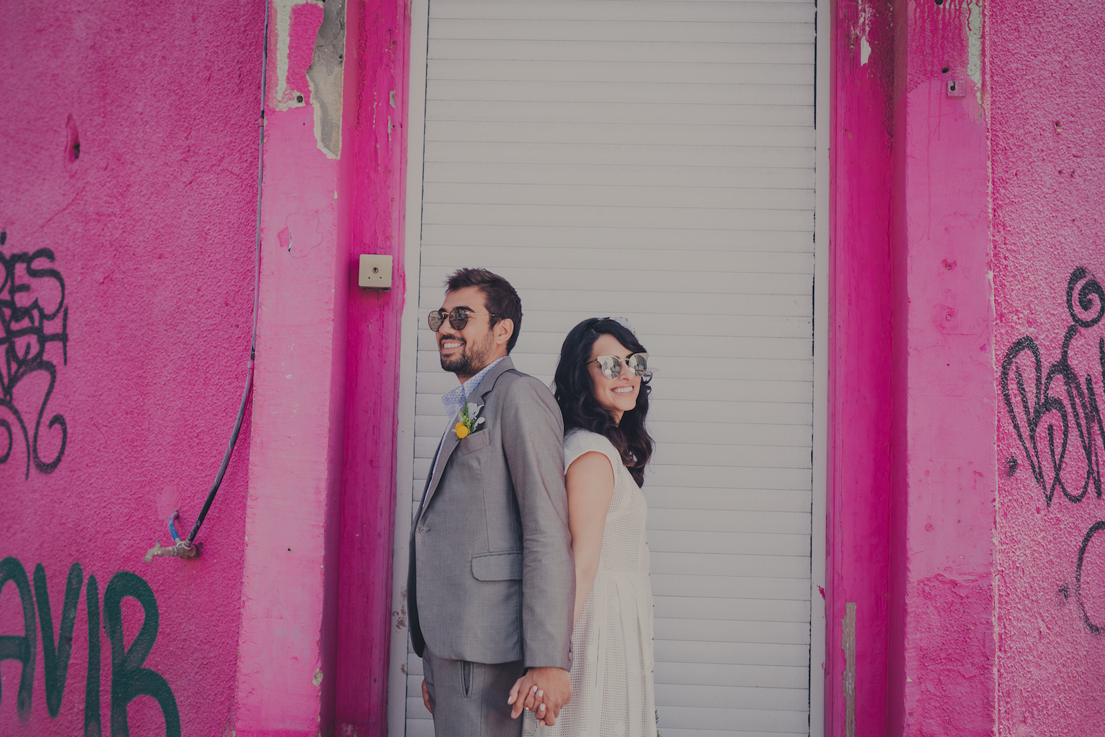 אורבן שיק: החתונה של ירדן ועומרי