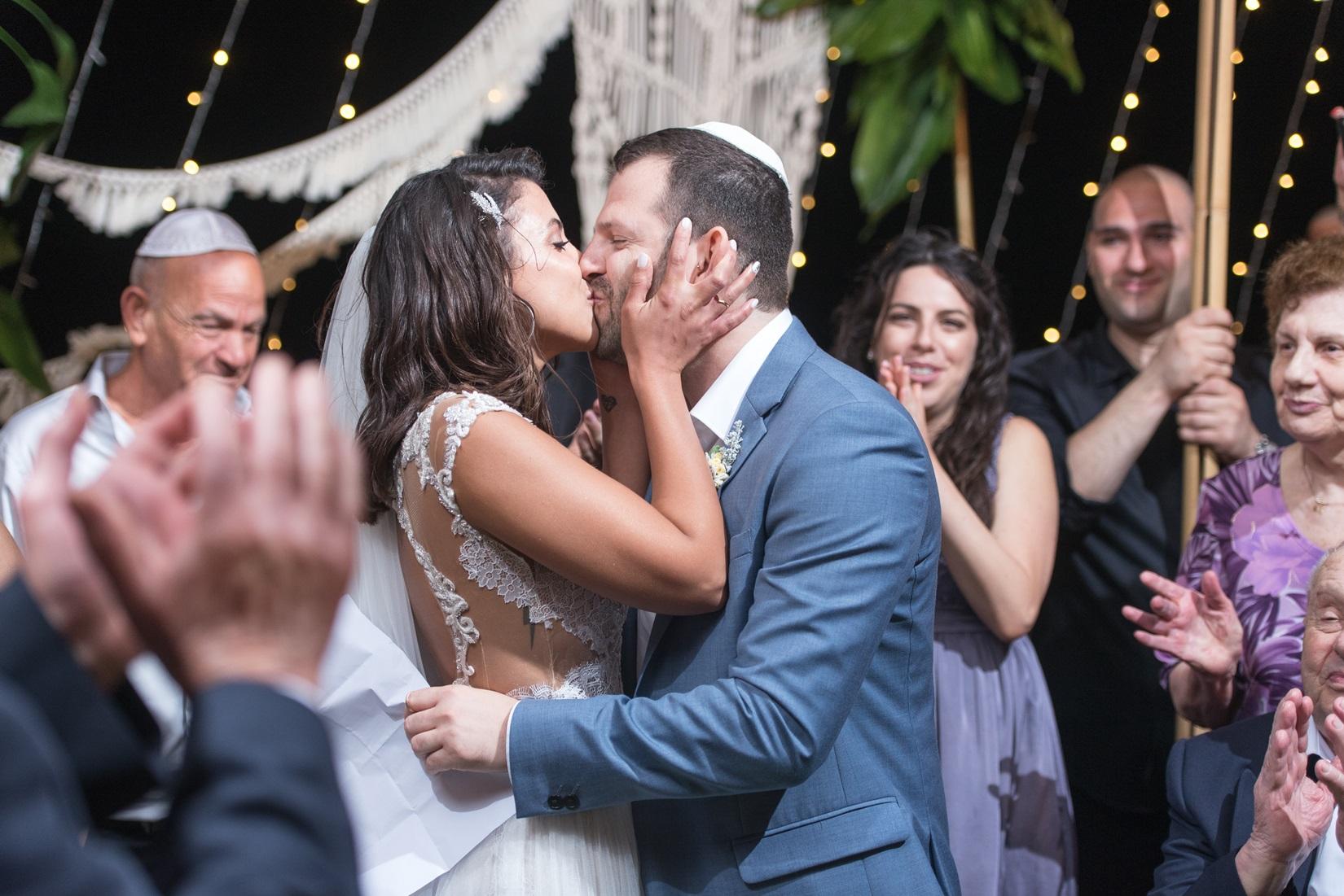 משנה מקום משנה מזל: החתונה של דניאל וטל