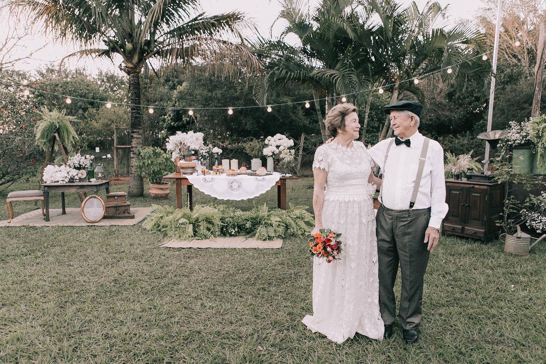 שישים שנה אחרי: הזוג שזכה לאלבום החתונה שמעולם לא היה לו