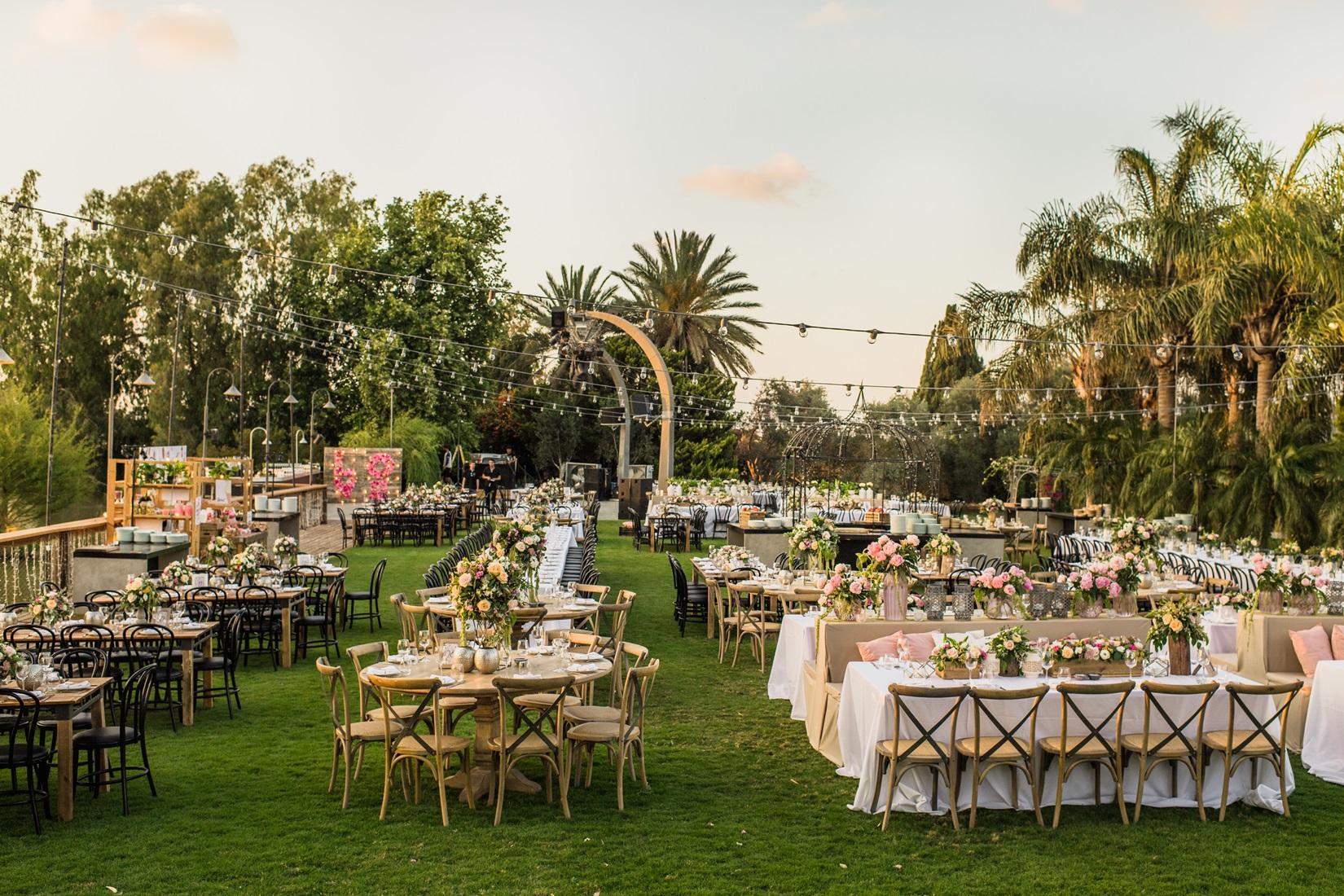 הכל בשביל האורחים: החתונה של דניאל ואלעד