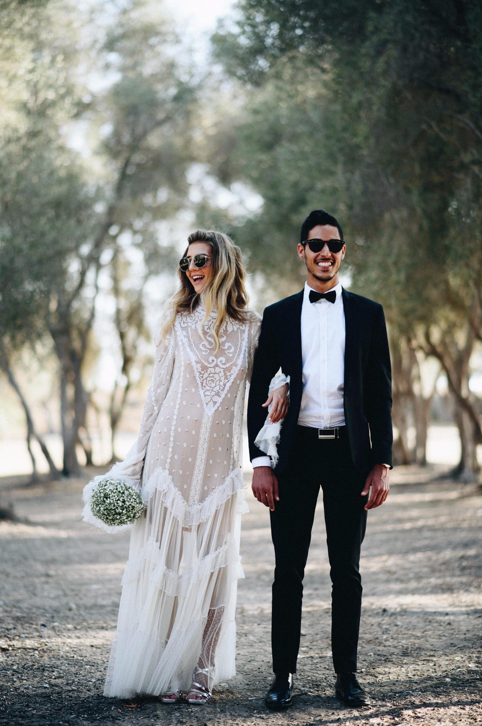 שיא השיק: החתונה של שרין ומושיק