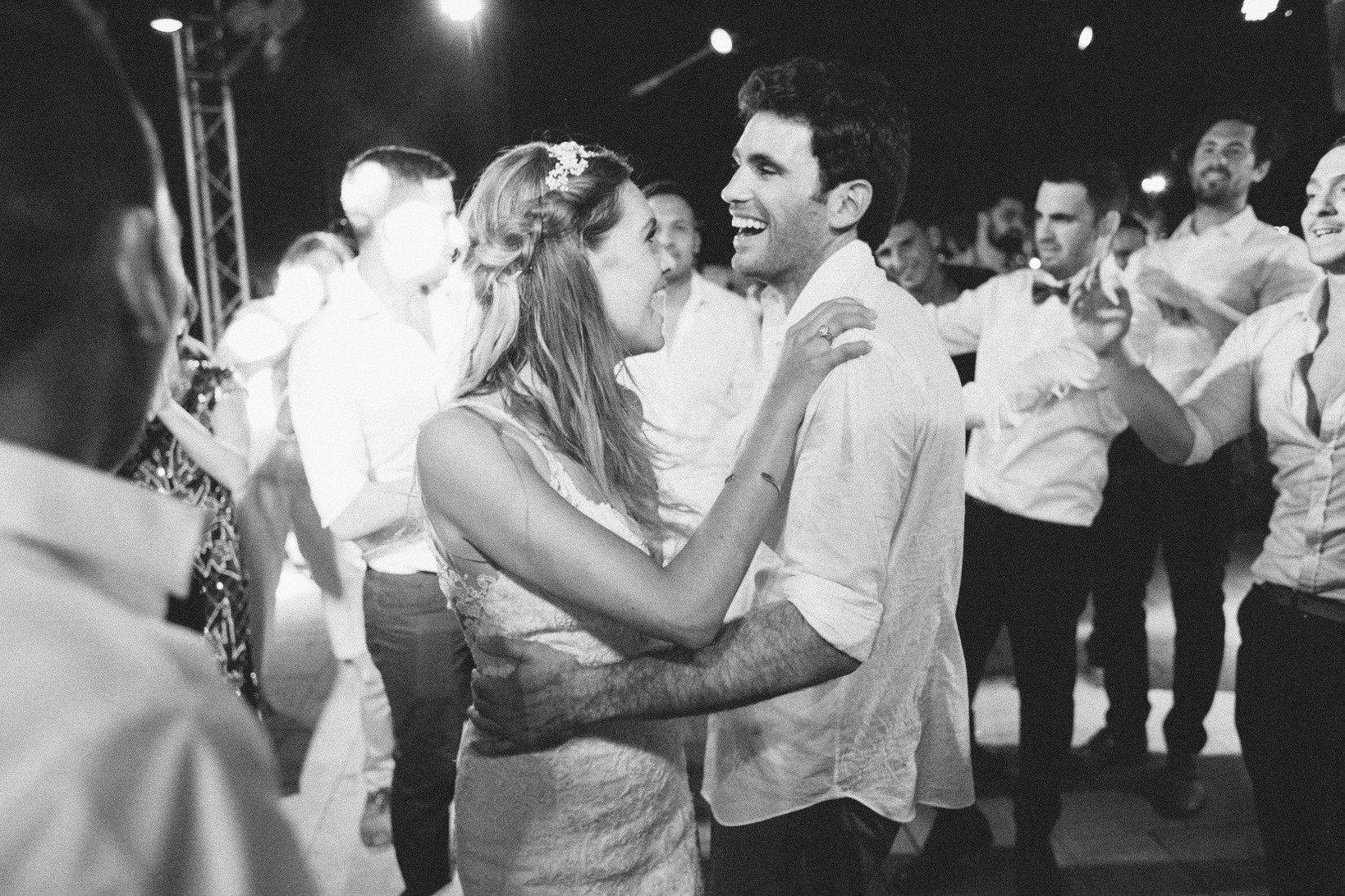 לזכר האבא: החתונה המרגשת של קיילי ומעין