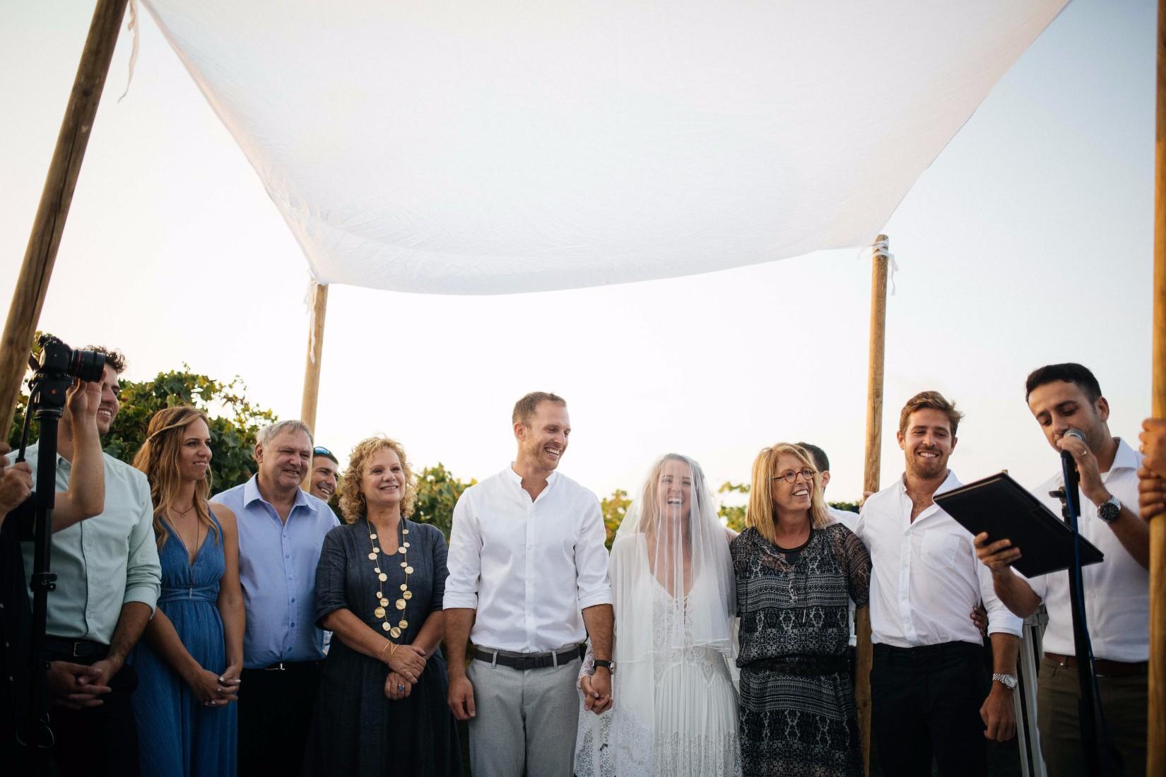 It's A Match: החתונה של ירדן ויואב