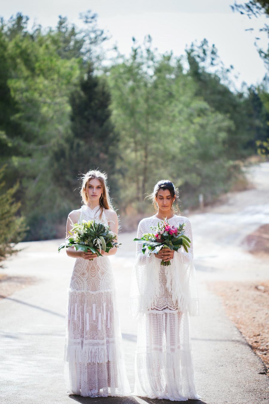 9 טיפים לצילומים בטבע ביום החתונה