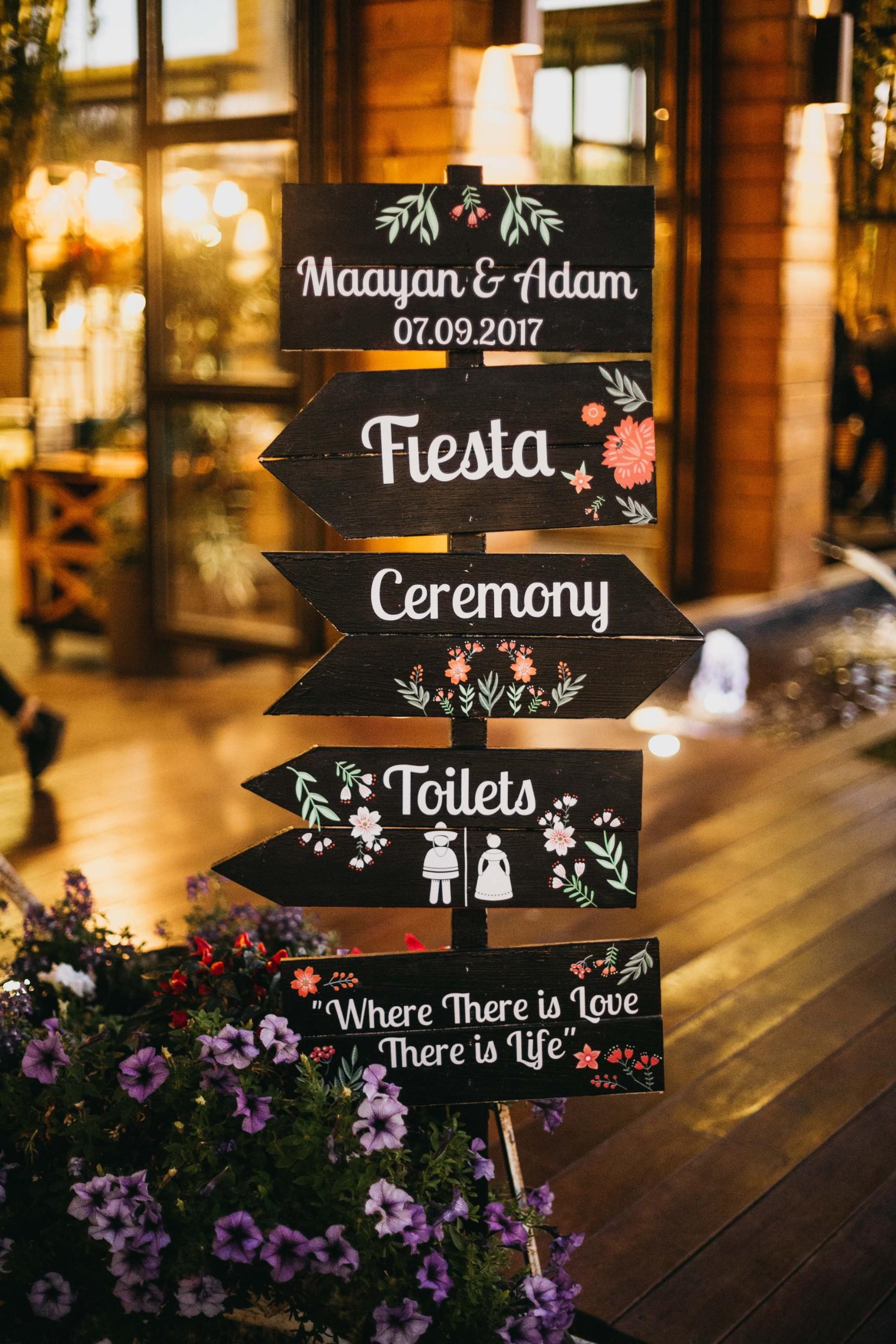 FIESTA! חתונה בקונספט מקסיקו