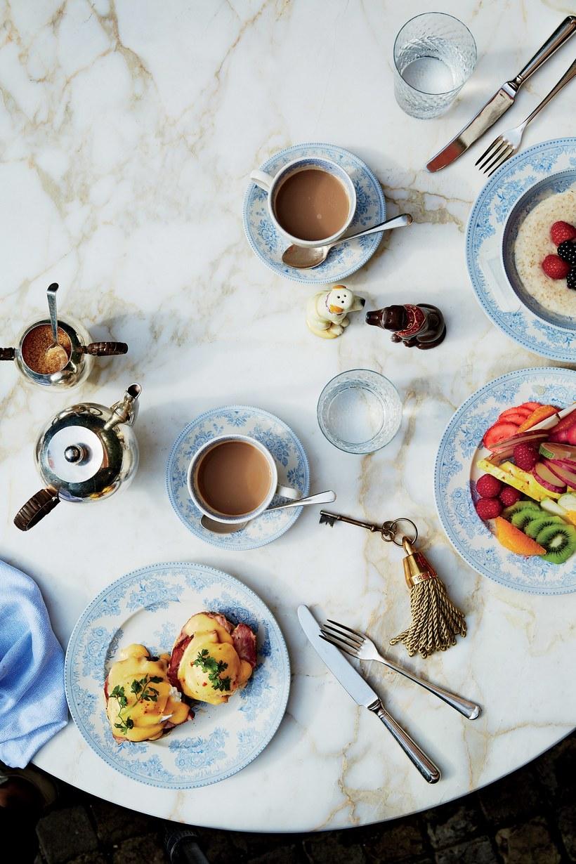 ברקפסט קלאב: ארוחות הבוקר הטובות בעולם המוגשות במלונות
