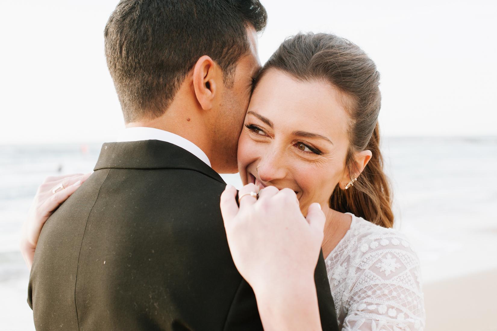 חתונה אליפות: היום הגדול של ליאת ושחר צוברי