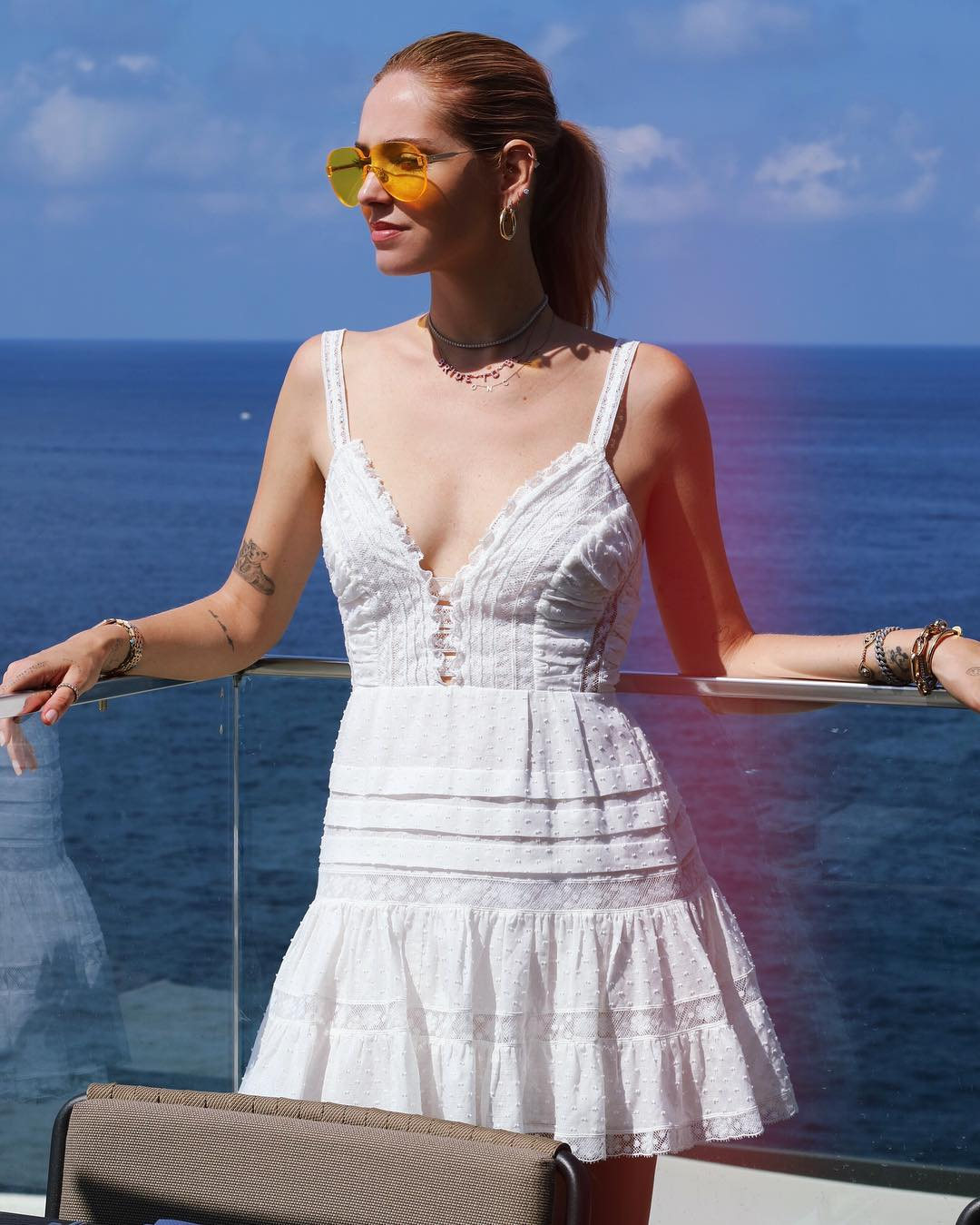 שיק איטלקי: שמונה רעיונות ממסיבת הרווקות של קיארה פראני