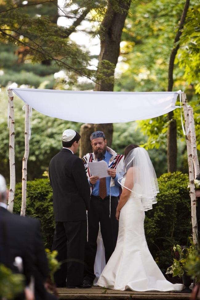 How to Make a Wedding Chuppah