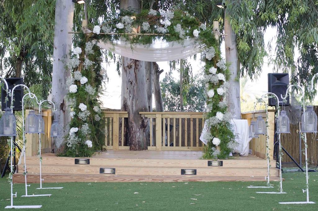 Barcelona Themed Wedding